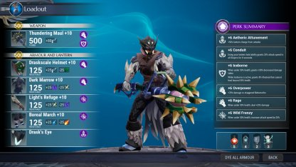 Dauntless | Best Hammer Builds & Recommended Loadouts