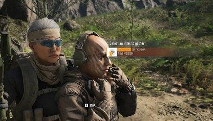Interrogate Soldier To Get Side Mission