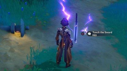 Lightning Sword Hilt Puzzle