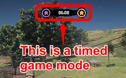 There Is A Time Limit To This Game Mode