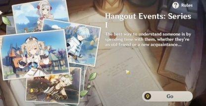 Bennett Hangout Event