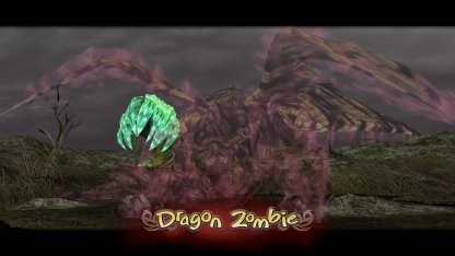 Dragon Zombie - Boss Overview & Info