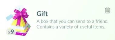 Pokemon Go How to Send & Open Gifts