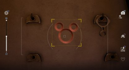Hidden mickey Image