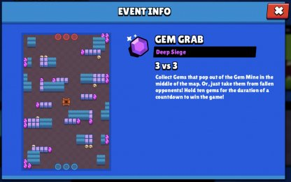 Brawl Stars Gem Grab Guide & Tips