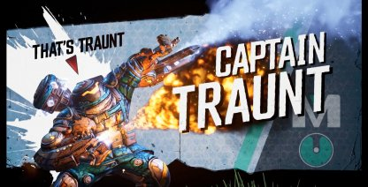 Captain Traunt