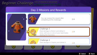Challenges: Day 2