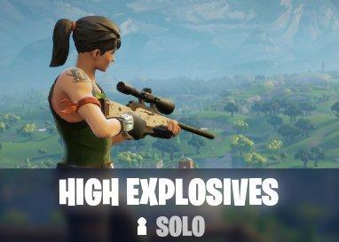 High Explosives LTM