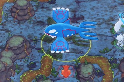 Bring Strong Water, Ground, Or Rock Pokemon