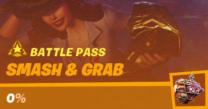 Smash & Grab Mission