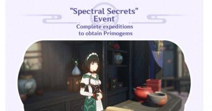 Spectral Secrets