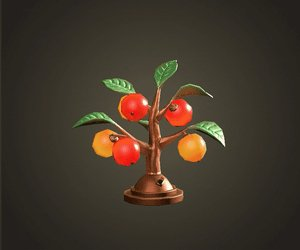 Berry Lamp