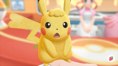 Pikachu Puffy Hair