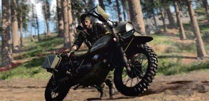Woods Operator Black Ops