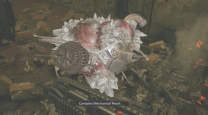 Complex Mechanical Heart