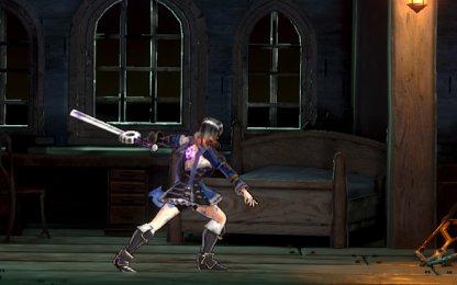 Clockwork Blade