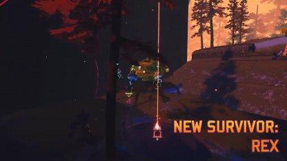 New Survivor: Rex