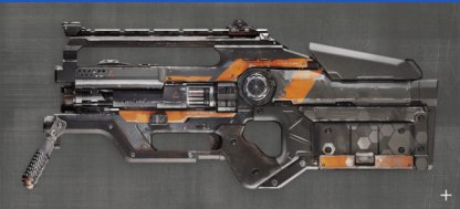 New Weapon: L-Star LMG