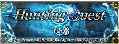 Hunting Quest: Part 3 banner
