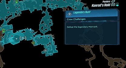 Discover Location to be Marked on the Map