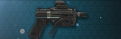 Trajector Machine Pistol