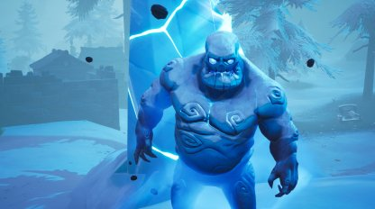 What is the Ice Legion Fortnite Ice Storm Challenge