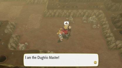 Dugtrio Master Trainer