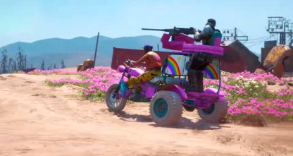 Explore Hope County With A Wide Assortment of Vehicles