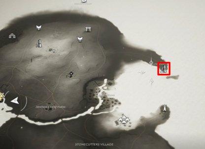Cape Izumi - Map & Location