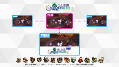 Final Fantasy Crystal Chronicles Remastered Lite