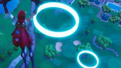 Green Floating Rings