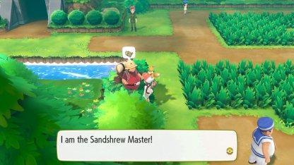 Sandshrew Master Trainer
