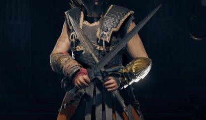 Assassins Creed Odyssey Daggers