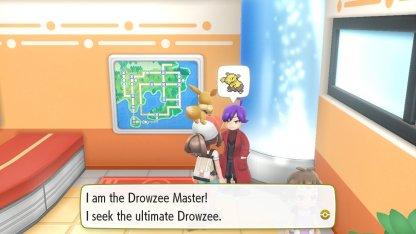 Drowzee Master Trainer