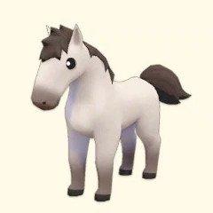 Horse (White)