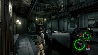 Resident Evil 5 - Gameplay Features