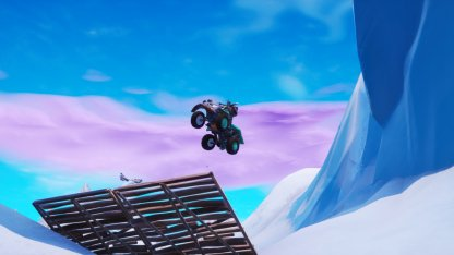 Build Ramps For Quadcrasher & Driftboard