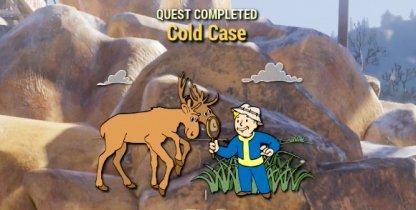 Fallout 76 SIde Quest Cold Case