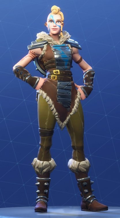 Skin Outfit HUNTRESS