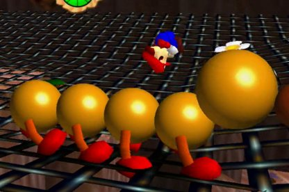 Jump On Top Of Wiggler 3 Times