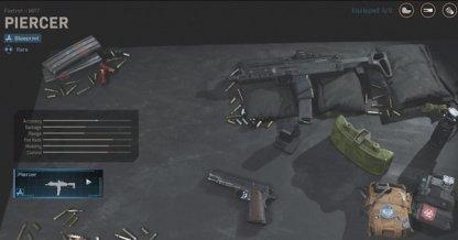Weapon Blueprints