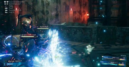 Failed Experiment Uses Thunder Attacks