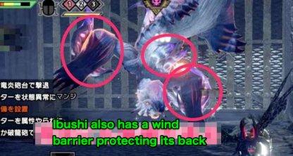 Destroy wind defenses