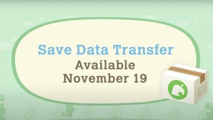 save transfer