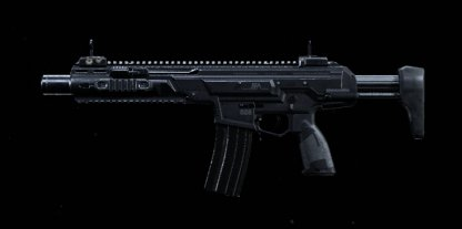 Union Black AR Weapon Image