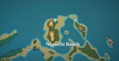 Initiated in Nazuchi Beach