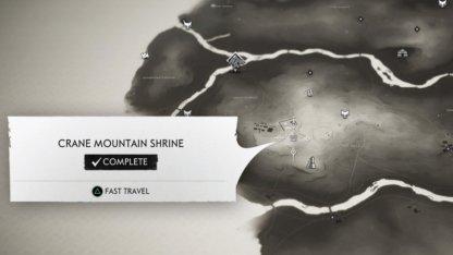 Crane Mountain Shrine