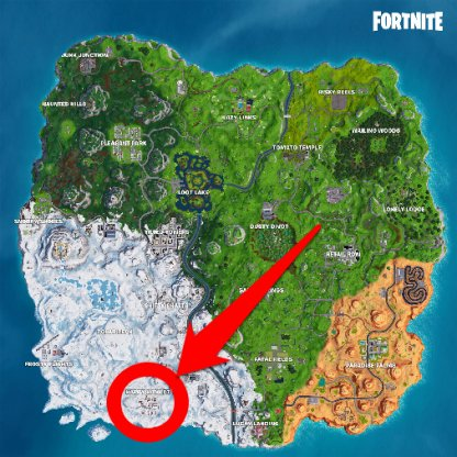 Season 7 Week 4 Secret Banner Location