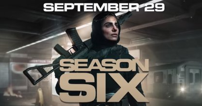 Season 6 Officially Begins September 29!