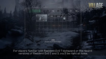 Resident Evil 8 (Village) Gameplay 3